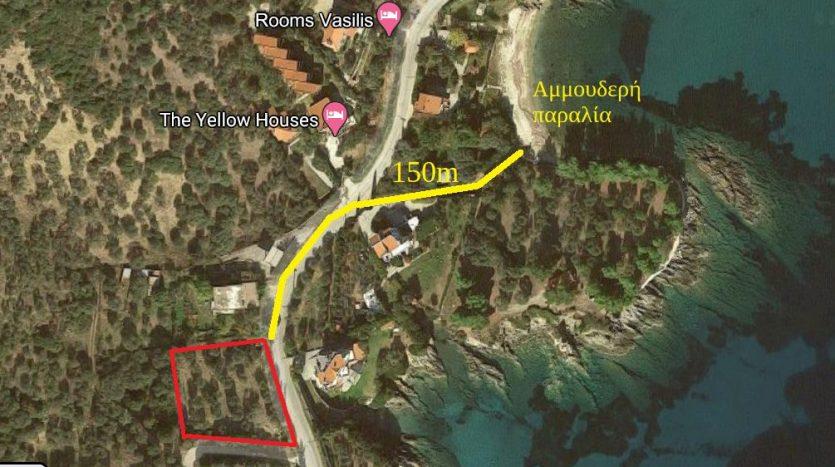 Участок в Греции