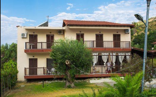 Гостиница кассандра