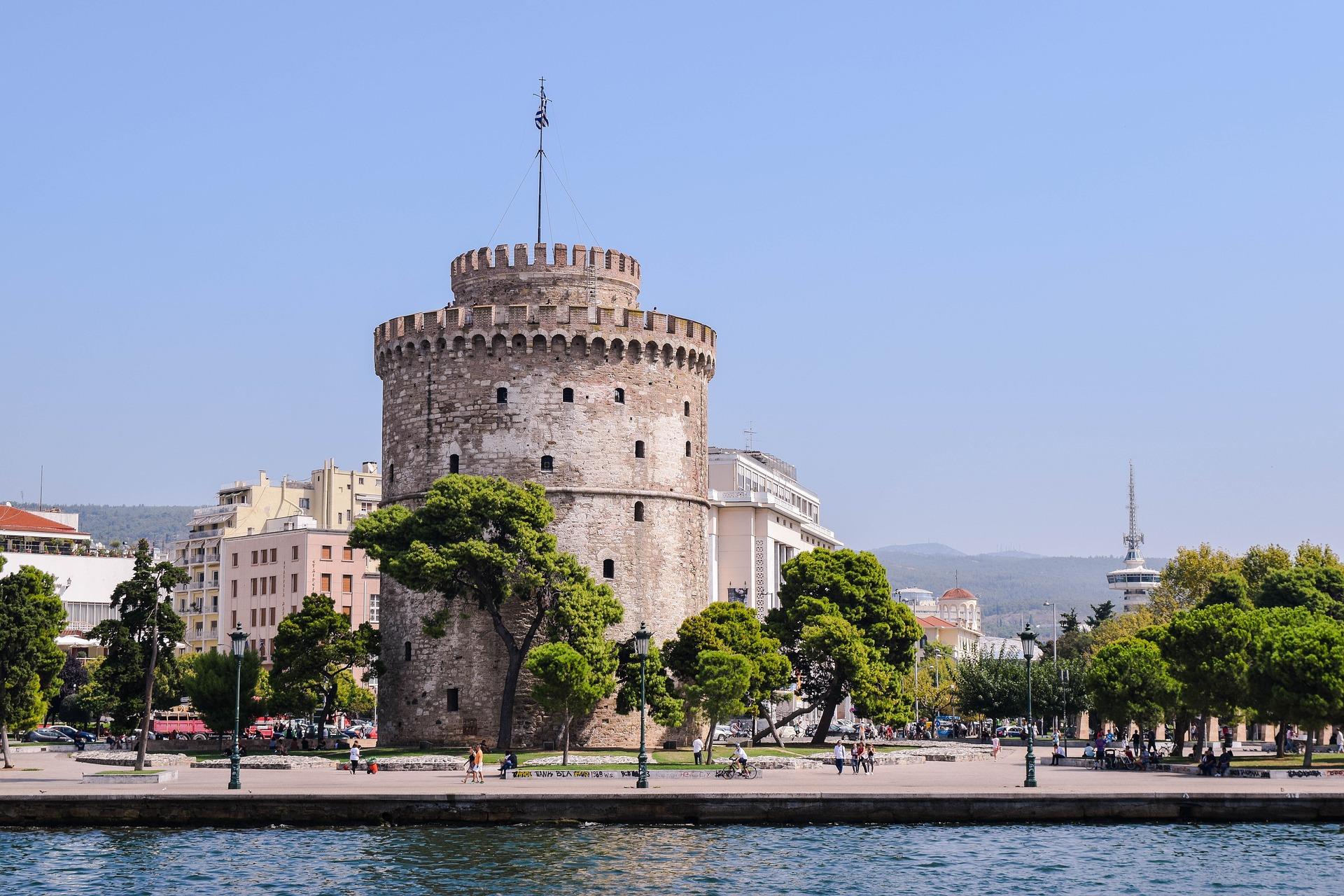 Салоники-Греция